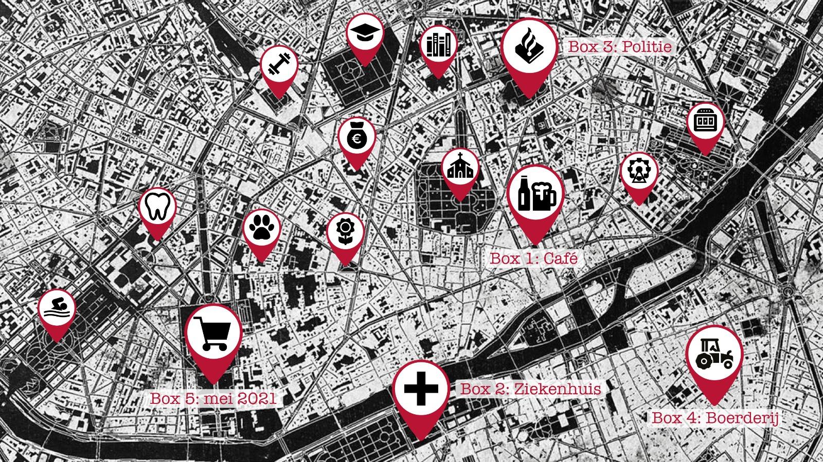 Bigcity Map FIXcity